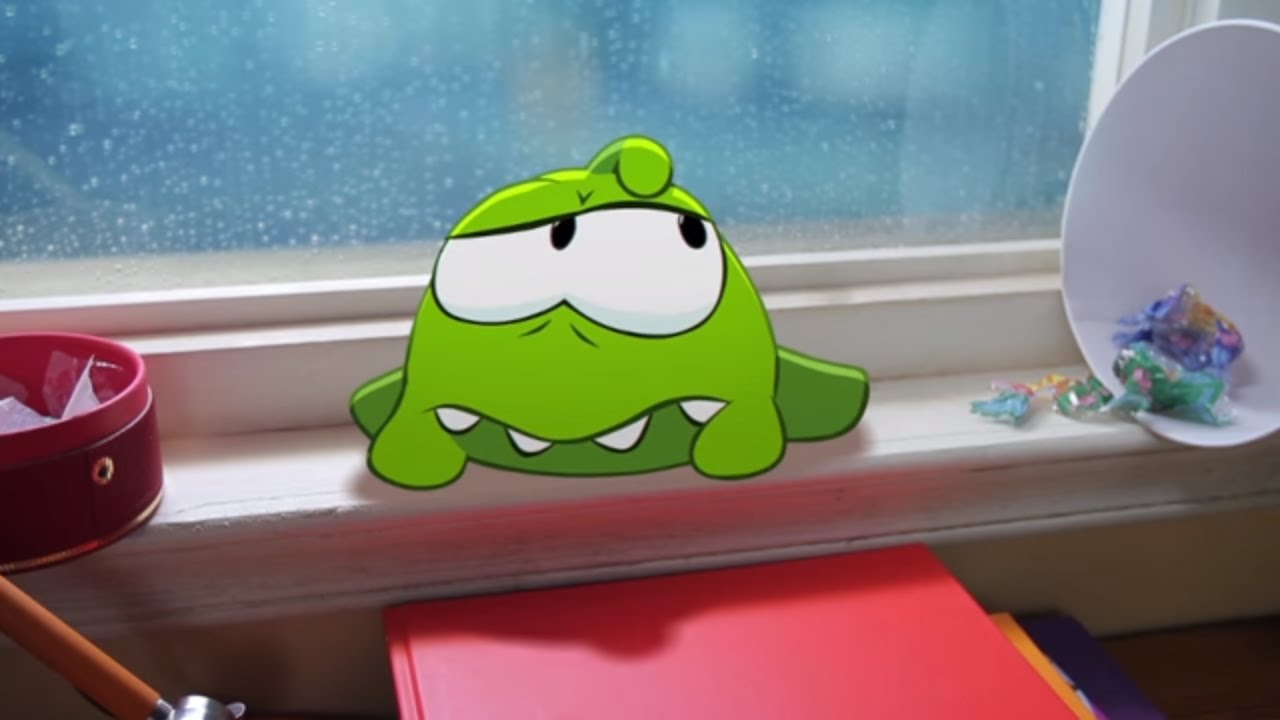 Om Nom Stories (Cut the Rope) - Candy Prescription (Episode 4, Cut the Rope)