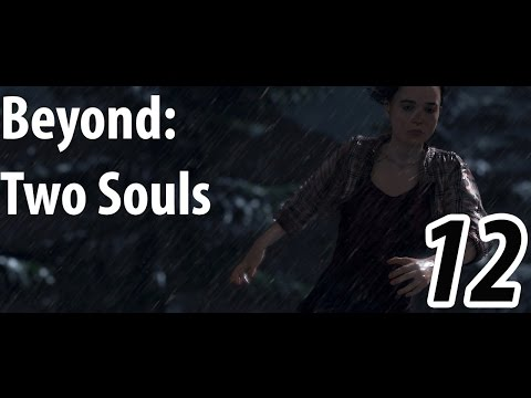 Let's Play Beyond: Two Souls Part 12: The Hobbits of Nevada