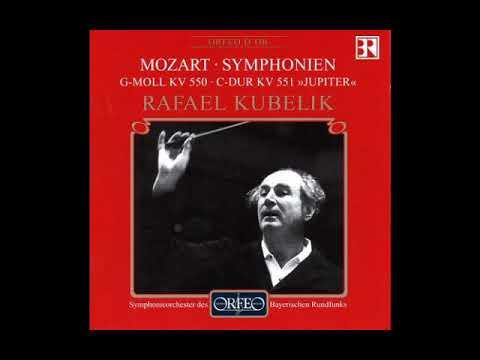 Rafael Kubelik Mozart - Symphony No.41 (1985) Bayerischen RSO