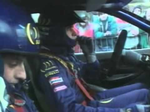 Subaru Impreza WRC - 1995 Rally Monte Carlo