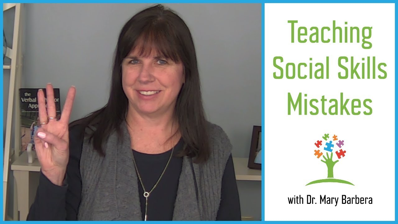 What Makes Kids With Autism Less Social >> Social Skills For Children With Autism 3 Mistakes To Avoid