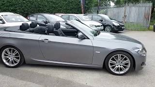 Video BMW 3-Series 2.0 320d M Sport 2 Door Automatic Diesel Convertible in Space Grey £13,295 REVIEW download MP3, 3GP, MP4, WEBM, AVI, FLV Juli 2018
