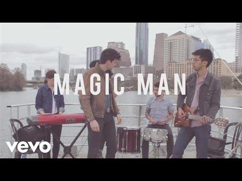 Magic Man - Paris (SXSW Boat Session)
