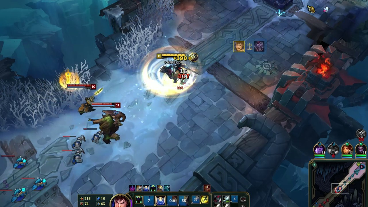 Full Ad Garen Aram Lethality Build Youtube Graves build guide, best graves runes and items to use in patch 10.25. youtube