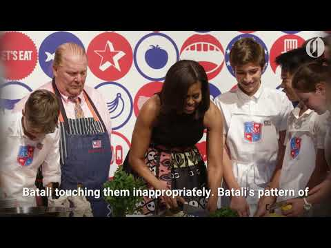 Download Youtube: Mario Batali accused of sexual harassment