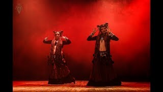 Sulphuris    Magenta J  Tribal Festival in Belarus 2018