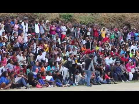 Final Match de Basket : Sport Scolaire Fianarantsoa Madagascar 2015 - 2016