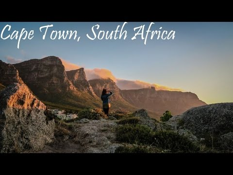 Cape Town, South Africa- IVHQ Volunteer Trip