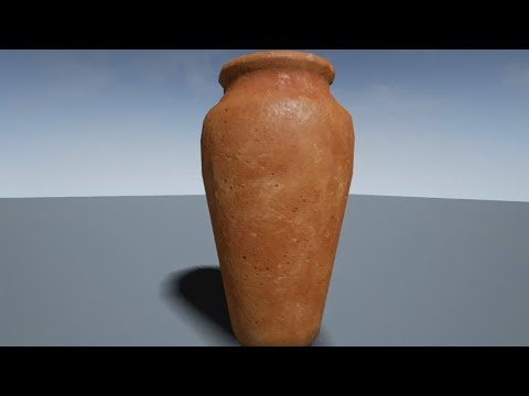 How to set up a Substance Painter material in Unreal Engine 4