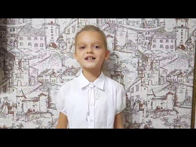 Бурцева Мария читает произведение «Первый снег» (Бунин Иван Алексеевич)
