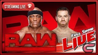 WWE RAW Live Stream Full Show May 21st 2018 Live Reactions thumbnail