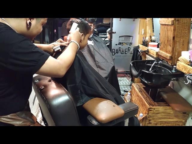 Launching Barberos, Bogor 13 Mei 2017