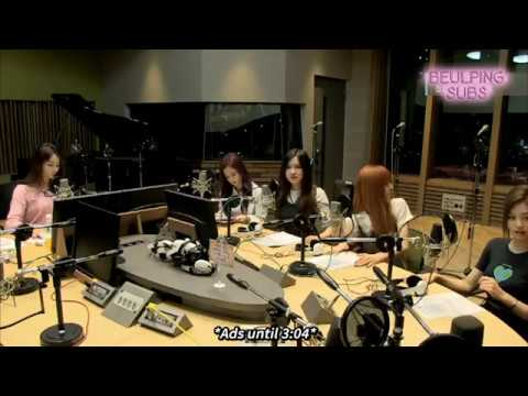 [ENGSUB] 170710 BLACKPINK At Jung Yumi's FM Date Radio Show