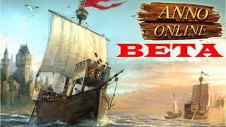 Anno Online Beta - Part 1 (English)