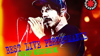 Red Hot Chili Peppers - Nobody Weird Like Me, Live in Rock Am Ring 2016 (Best Performance)