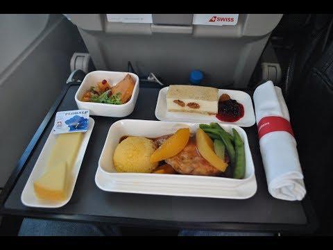 Swiss Business Class | Airbus A321 | Flight LX1839 ATH-ZRH