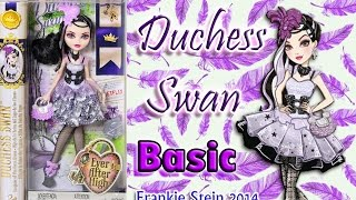 "Дачесс Свон ""Базовая"" ♦ Duchess Swan ""Basic"" ♦ Ever After High 