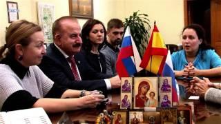 видео визовый центр Испании в  Алматы