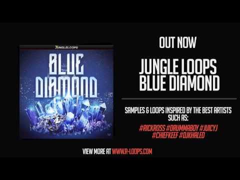 Jungle Loops - Blue Diamond [sample pack] (www.r-loops.com)