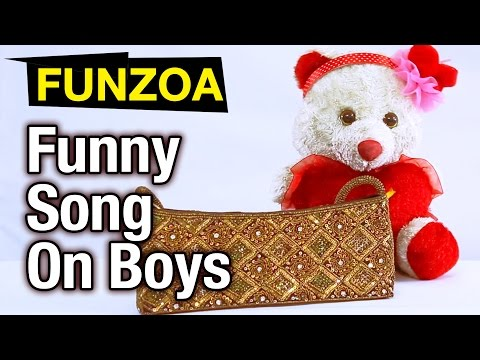 dekhke-ladka--girl-song-about-boys-|-funzoa-funny-mimi-teddy-love-song-|-truth-about-guys-in-a-song