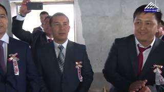 Кара-Дарыя айылы Чангыр-Таш орто мектебин 1999-жылкы бутуруучулору