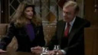 John McMartin hits on Kirstie Alley