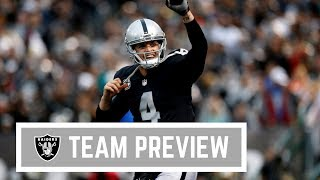 Oakland Raiders 2018 Team Preview and Prediction