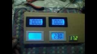 Солнечная батарея своими руками блок управления.
