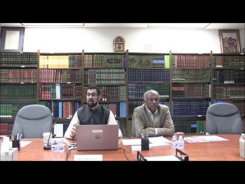 Dr. Aasim Padela - Constructing the Field of Islamic Bioethics...