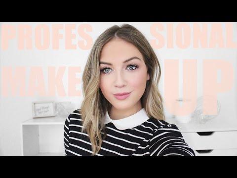 Professional Makeup: Job Interviews, Work & School