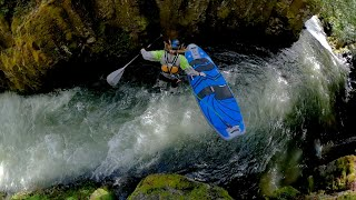 Paddle Boarding The White Salmon River