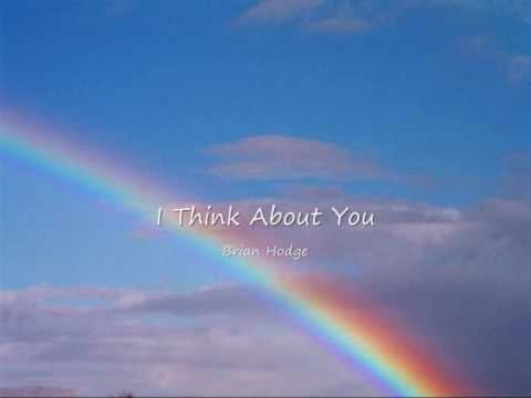 I Think About You - Brian Hodge