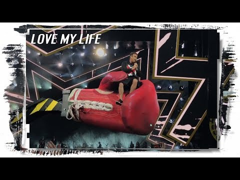 Robbie Williams • Love My Life • THES Tour • Hannover 11/07/2017 • 18 Camera Multicam
