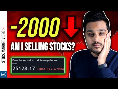 Should I Sell My Stocks Now? Stock Market Crash 2020