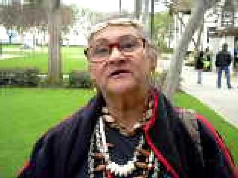 Tongva  - First Nation People of Los Angeles