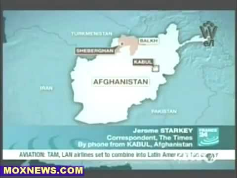 1.8 Billion Barrel Oil Find in Afghanistan