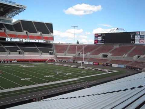 Reser Stadium Run