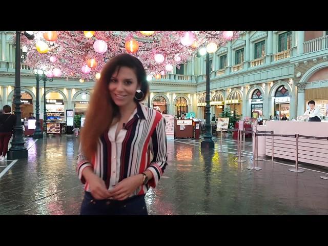 100 Híres épület a világban - 11. rész The Venetian | Tamás Anita