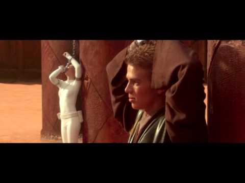 Клип Звездные войны   - Прекрасное далеко