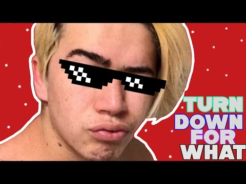 TOP 10 TURN DOWN FOR WHAT DOS YOUTUBERS