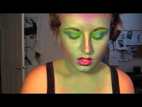 Medusa Makeup - YouTube