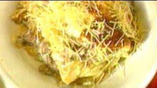 How To Bake A Lighter Lasagna