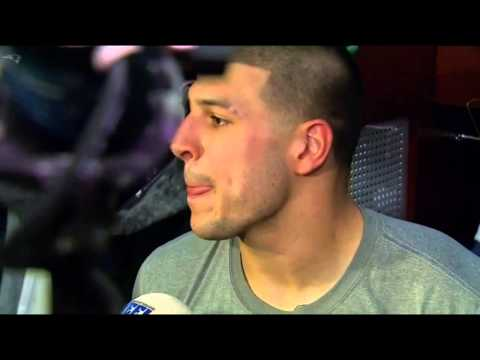 Aaron Hernandez Interview - That's Confidential