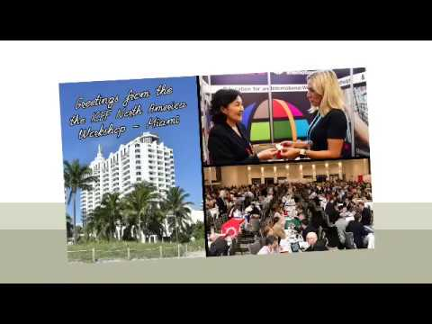 ICEF North America Workshop – Miami Postcard 2016
