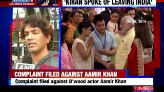 Delhi Resident Files Complaint Against Aamir Khan