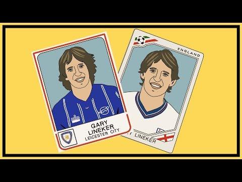 A Brief History of Gary Lineker - Tifo Football