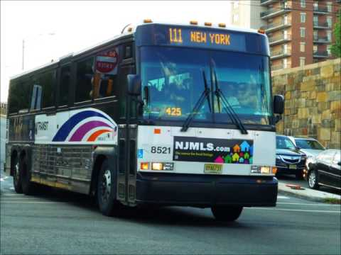 [Audio Recording] New Jersey Transit Motor Coach Industries D4000 7573