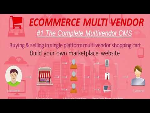 Marketplace Builder - A Complete Ecommerce Multivendor Solution with CMS |  Codecanyon Scripts and