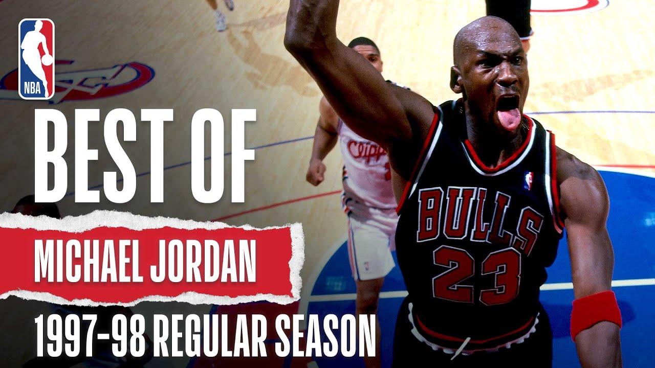 Youtube Video: MJ's HIGHLIGHTS From 1997-98 Season   The Jordan Vault
