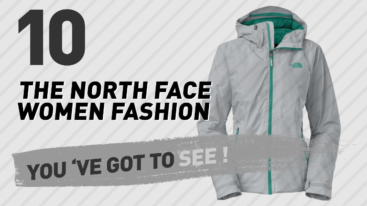 2feb84b31 The North Face Fuseform // New & Popular 2017